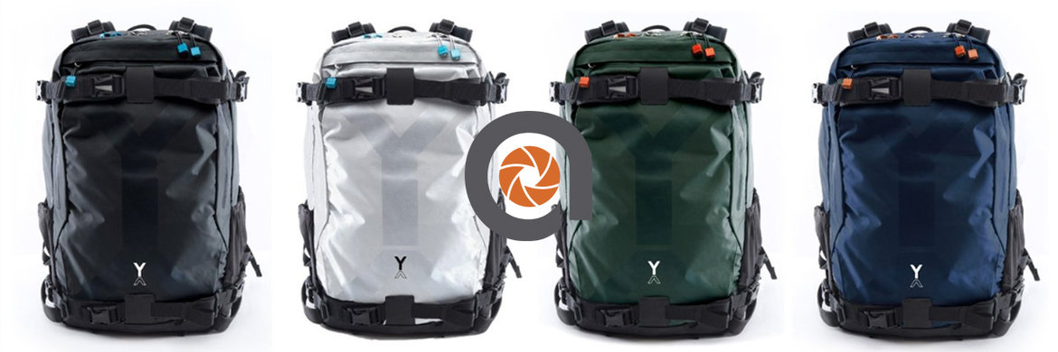 New! NYA-EVO Adventure Camera backpack