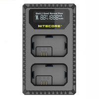 Nitecore USN1 Pro - Charger for 2x Sony NP-FW50