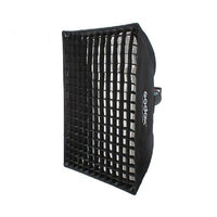 GODOX (speed) softbox 90x90cm + grid